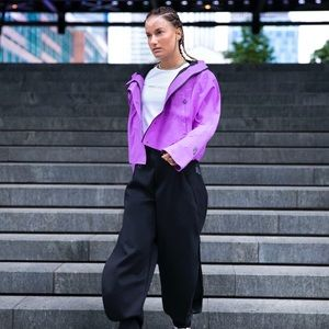 Nike 'City Ready' Crop Jacket
